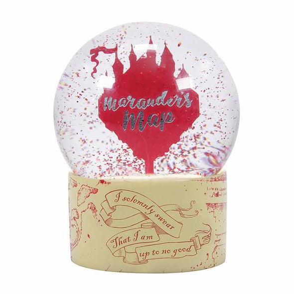 Harry Potter - Globo de Neve Marauder's Map Popstore