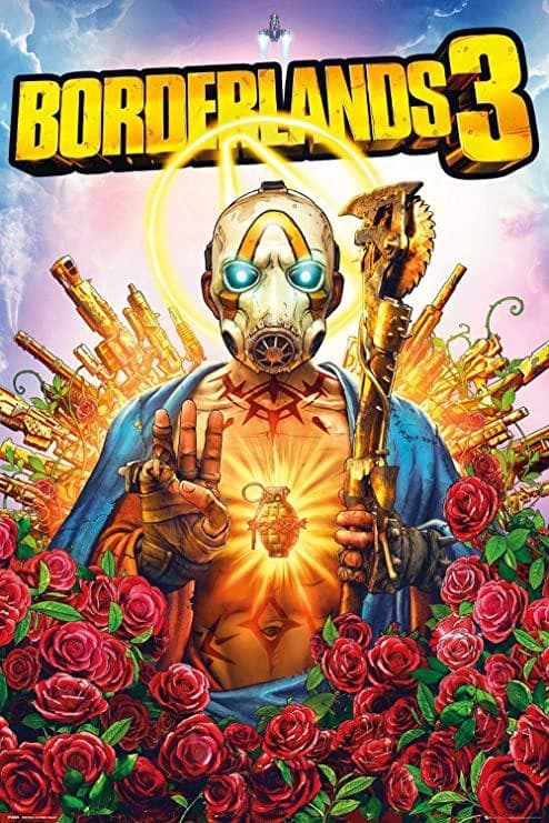 Borderlands 3 - Poster Popstore