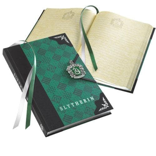 Harry Potter - Notebook Premium Slytherin Popstore