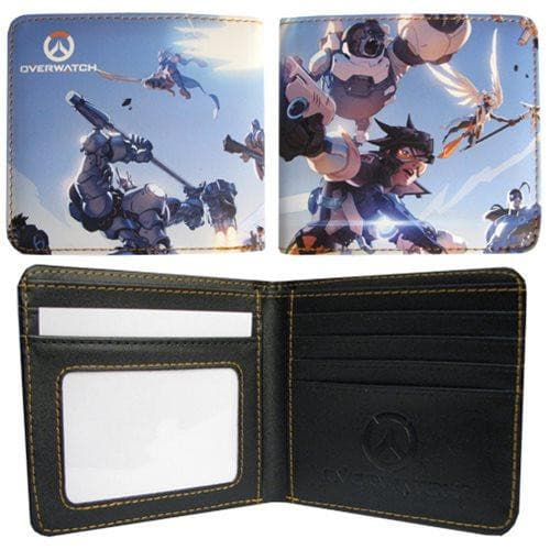 Overwatch - Carteira Sky Battle Popstore