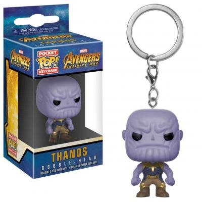 Vingadores - Porta-Chaves POP! Thanos FUNKO
