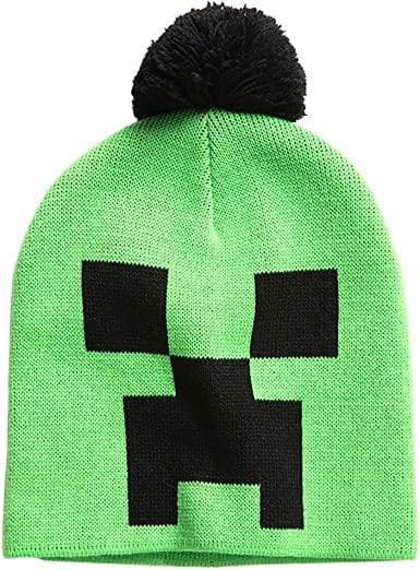 Minecraft - Gorro Creeper Popstore