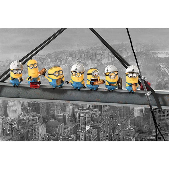 Minions - Poster Lunch PYRAMID