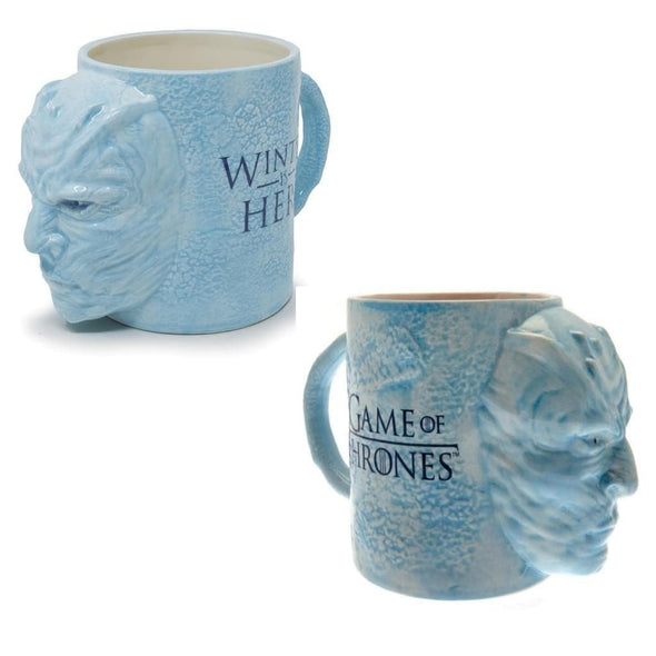 Game of Thrones - Caneca XXL 3D Night King Popstore