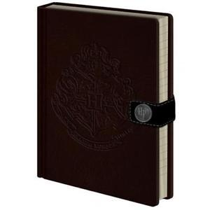 Harry Potter - Notebook Premium Hogwarts Popstore