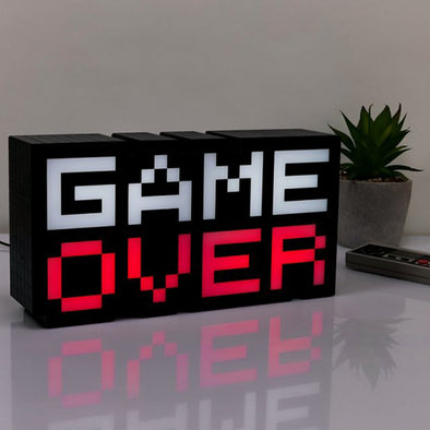 Game Over - Candeeiro-#
