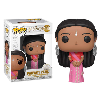 Harry Potter - POP! Parvati Patil (Yule) FUNKO