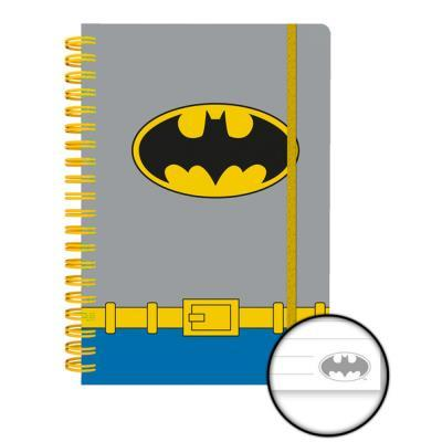 Batman - Notebook Costume Popstore