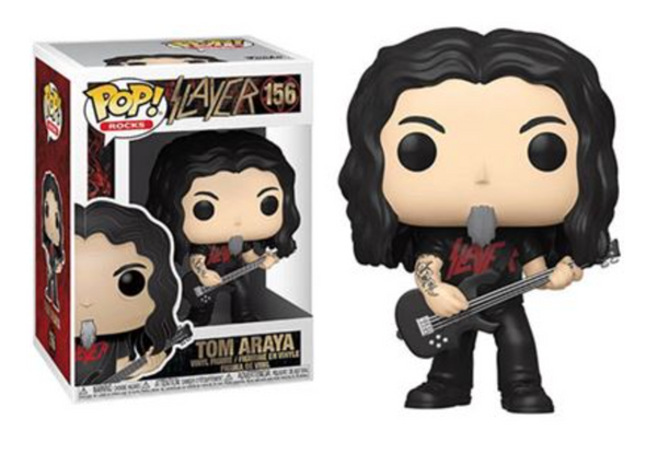 Slayer - POP!  Tom Araya