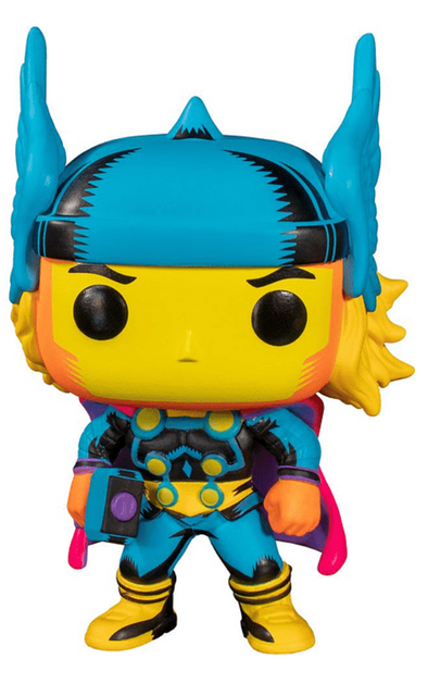 Marvel Black Light - POP! Thor