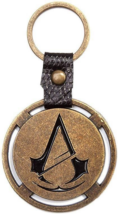 Assassin's Creed - Porta-Chaves Metal