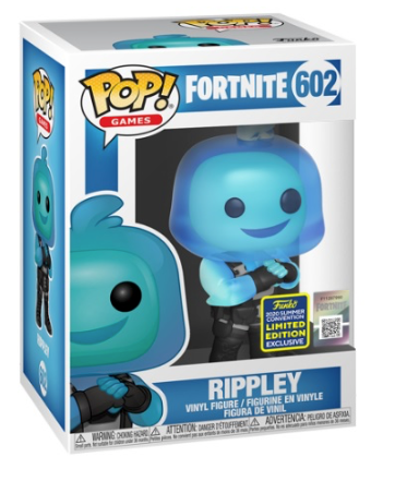 POP! Fortnite - Rippley San Diego Comic Con 2020