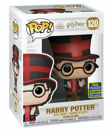 Harry Potter - POP! World Cup -  San Diego Comic Con 2020