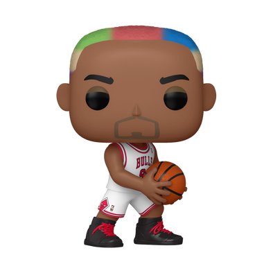 NBA - POP! Dennis Rodman (Bulls Home) *Pré-venda*