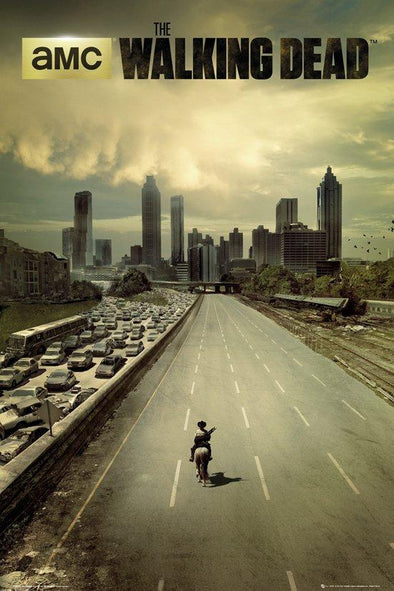 The Walking Dead - Poster S1