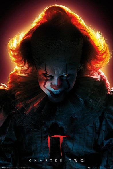 IT - Poster Chapter 2 Pennywise Popstore