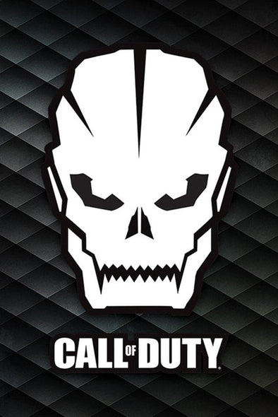 Call of Duty - Poster Skull Popstore