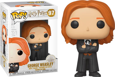 Harry Potter - POP! George Weasley (Yule) FUNKO