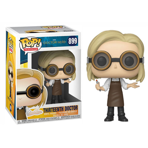 Dr. Who - POP! Thirteenth Doctor w/Goggles FUNKO