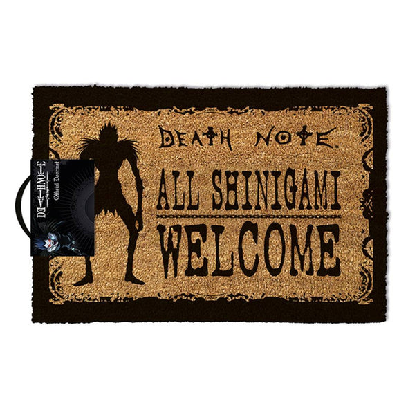 Death Note - Tapete Shinigami Welcome Popstore