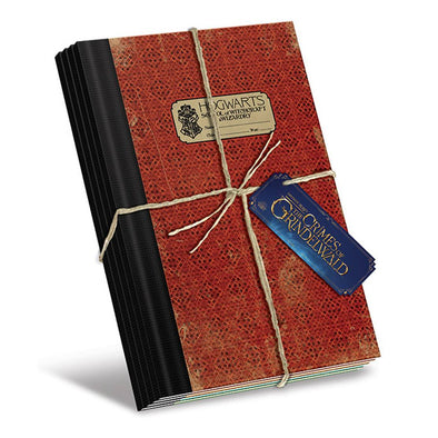 Fantastic Beasts - Conjunto de Notebooks