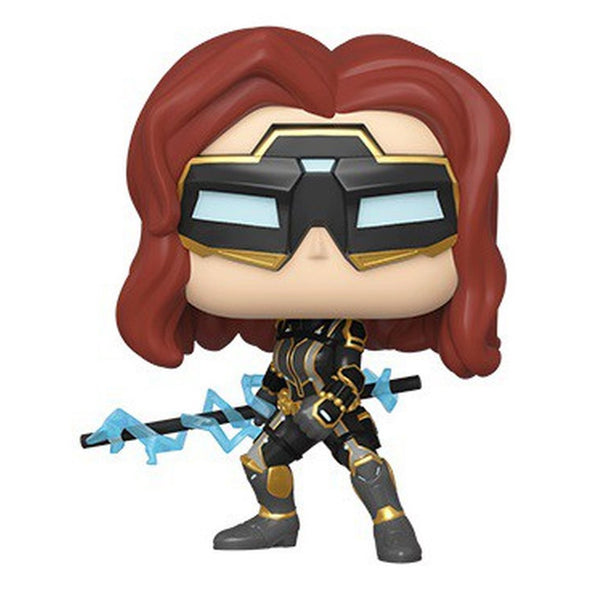Vingadores - POP! Black Widow (Stark Tech Suit) FUNKO