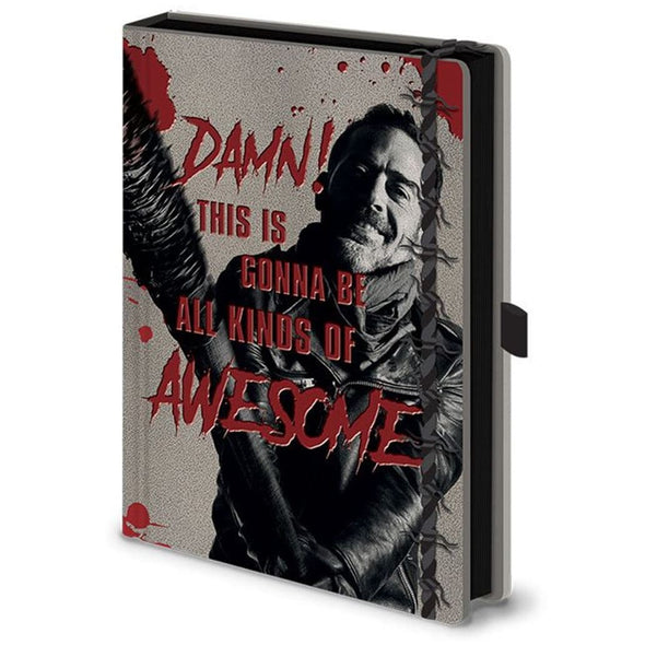 Walking Dead - Notebook Premium Popstore