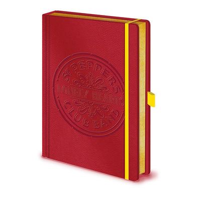 The Beatles - Notebook Premium Popstore