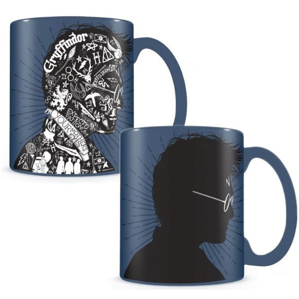 Harry Potter - Caneca Magic Portrait Popstore
