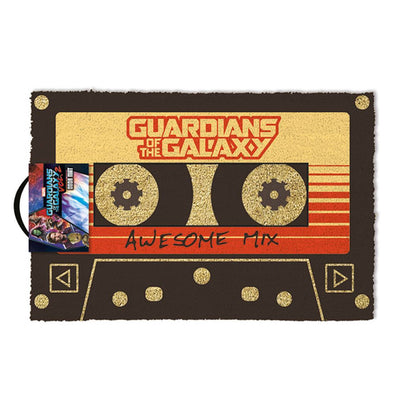 Guardiões da Galáxia - Tapete Awesome Mix Popstore