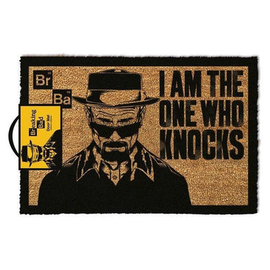 Breaking Bad - Tapete I Am The One Who Knocks Popstore