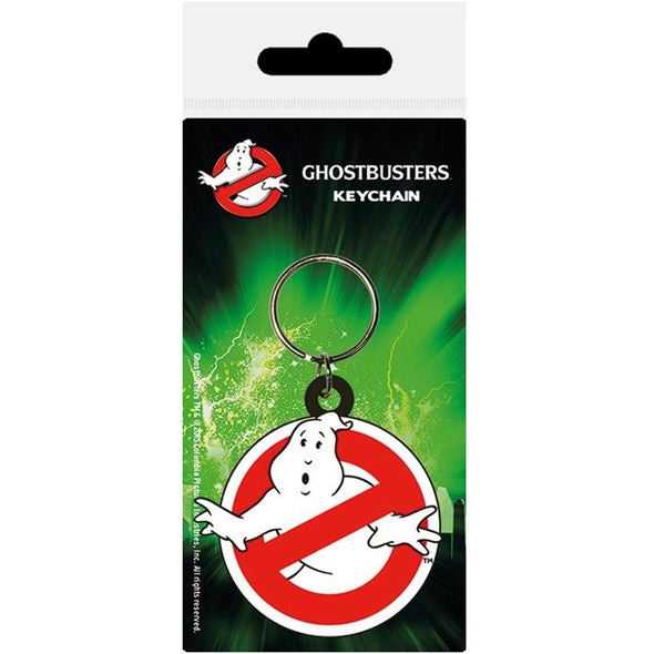 Ghostbusters - Porta-Chaves de Borracha Popstore