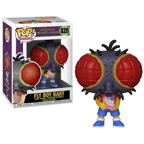 The Simpsons - POP! Fly Boy Bart FUNKO