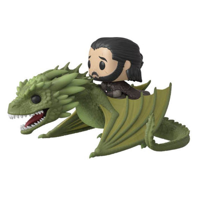 Game of Thrones - POP! Jon Snow & Rhaegal FUNKO