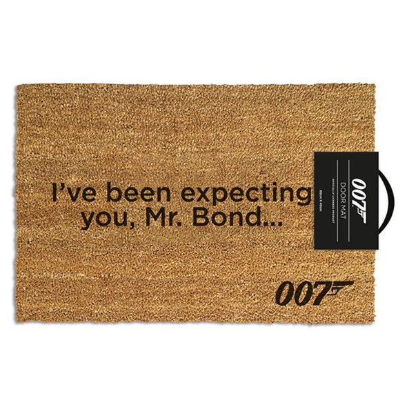 James Bond - Tapete I've Been Expecting You - Popstore