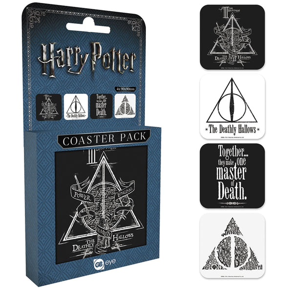 Harry Potter - Base para Copos Deathly Popstore