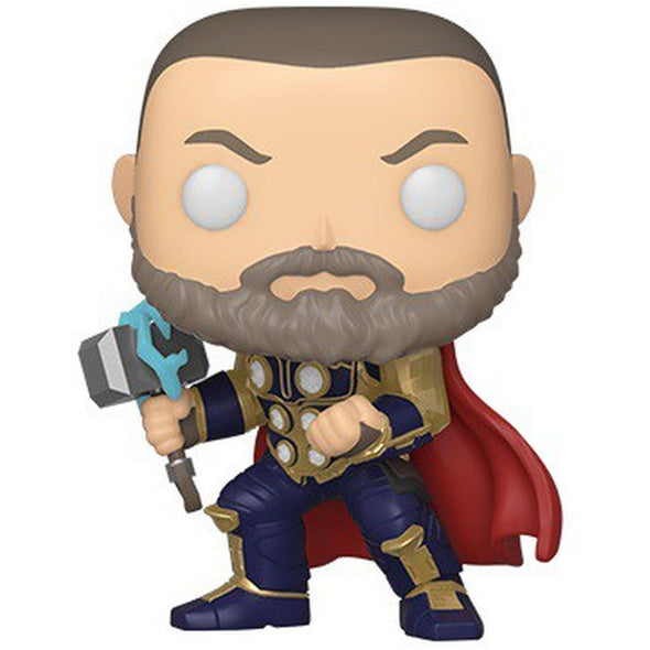 Vingadores - POP! Thor (Stark Tech Suit) FUNKO