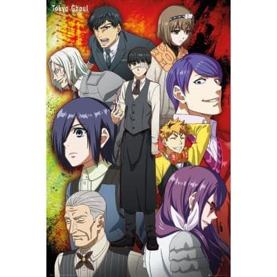 Tokyo Ghoul - Poster Group Popstore