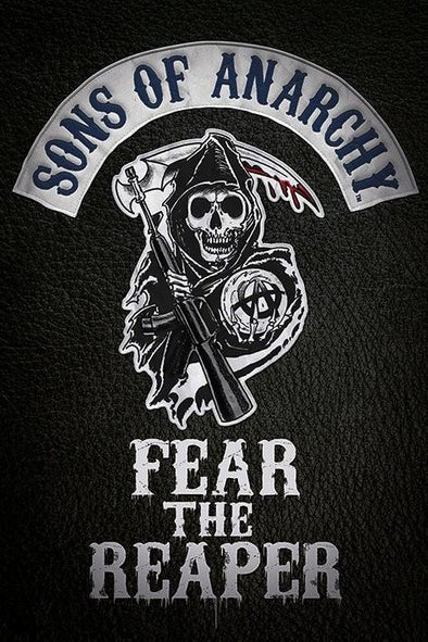 Sons of Anarchy - Poster Fear the Reaper Popstore