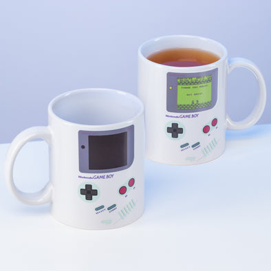 Nintendo - Caneca Game Boy Super Mario Land