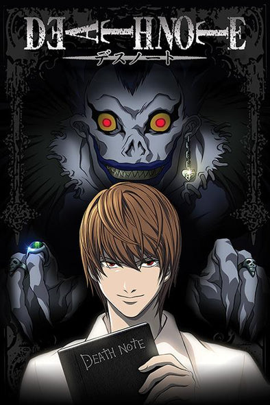 Death Note - Poster From The Shadows Popstore