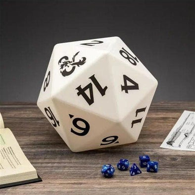 Dungeons and Dragons - Candeeiro D20