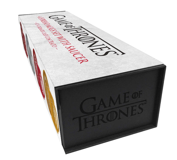 Game Of Thrones - Conjunto de Canecas Popstore