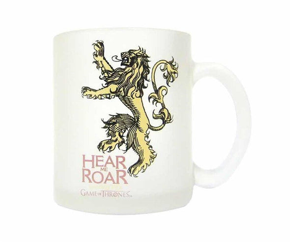Game Of Thrones - Caneca Fosco Lannister - Popstore