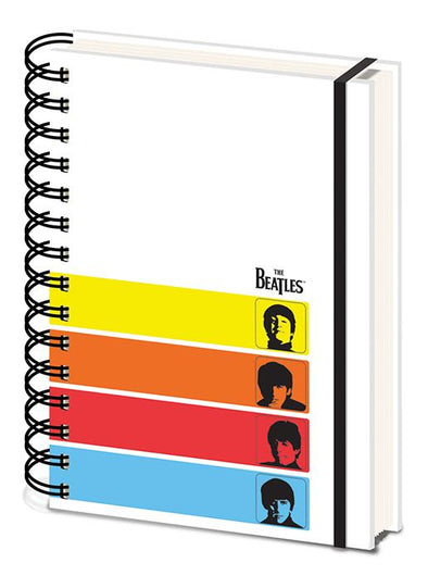 Beatles - Notebook A Hard Day's Night Popstore