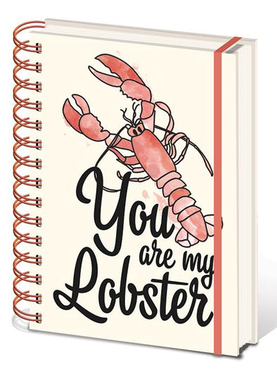 Friends - You're my Lobster Notebook