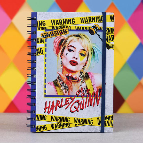 Harley Quinn - Notebook (Birds of Prey) Popstore