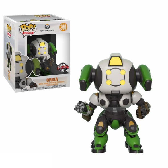 Overwatch - POP! Orisa *Special Edition* FUNKO