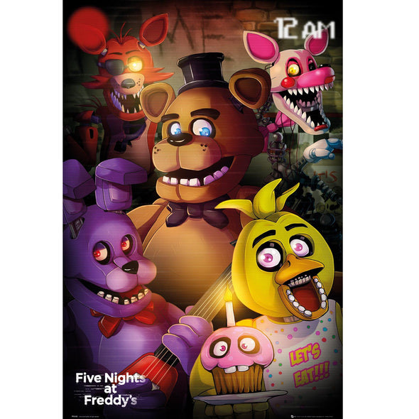 Five Nights at Freddy's - Poster Group Popstore