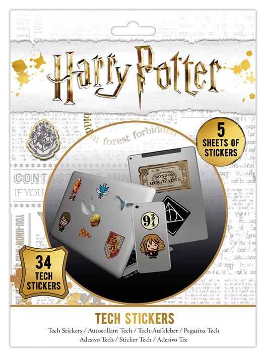 Harry Potter - Autocolantes Popstore